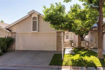 Lone Tree Condo/Townhouse Under Contract: 9316 Miles Drive