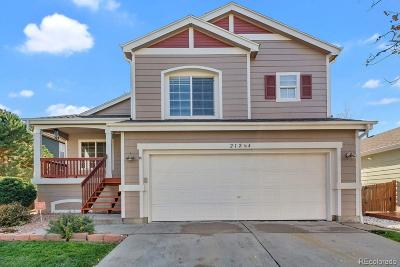 Centennial Single Family Home Under Contract: 21264 East Belleview Place
