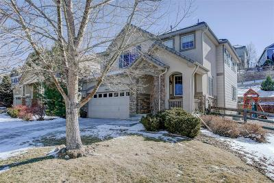 Castle Rock CO Single Family Home Active: $427,900