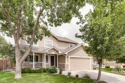 Ironstone, Stroh Ranch Single Family Home Under Contract: 19167 East Hickock Drive