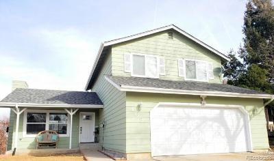 Highlands Ranch Single Family Home Active: 463 Southpark Road