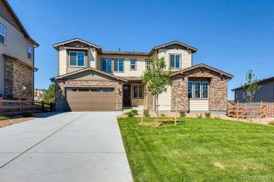 Aurora Single Family Home Active: 7813 South Grand Baker Court