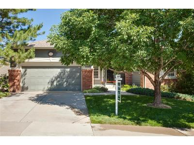 Castle Pines Single Family Home Active: 1049 Deer Clover Way