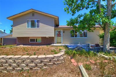Castle Rock Single Family Home Under Contract: 213 Ash Avenue