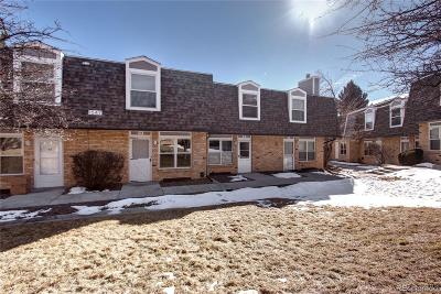 Lakewood Condo/Townhouse Active: 1547 South Owens Street #45