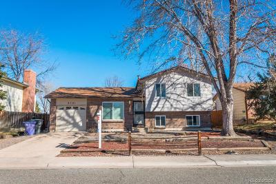 Littleton Single Family Home Active: 8791 West Stanford Avenue