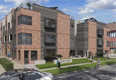 Denver Condo/Townhouse Under Contract: 15 South Ogden Street