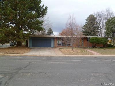 Centennial Single Family Home Active: 6335 South Logan Court