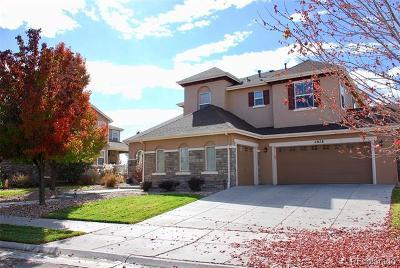 Erie Single Family Home Active: 2878 Ironwood Circle