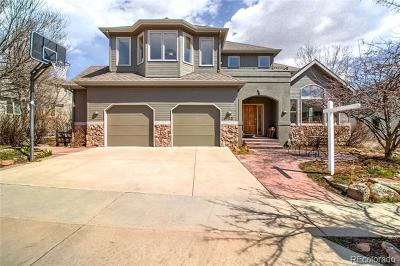 Boulder Single Family Home Active: 4796 6th Street