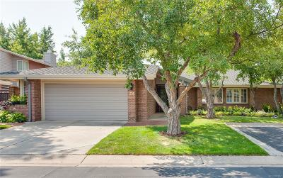 Denver Condo/Townhouse Under Contract: 2552 East Alameda Avenue #28