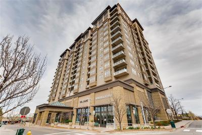 Greenwood Village Condo/Townhouse Active: 7600 Landmark Way #1110