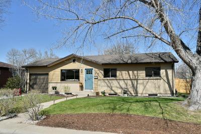 Arvada Single Family Home Active: 6165 Johnson Way