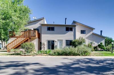 Boulder Condo/Townhouse Active: 3865 Talisman Place #B