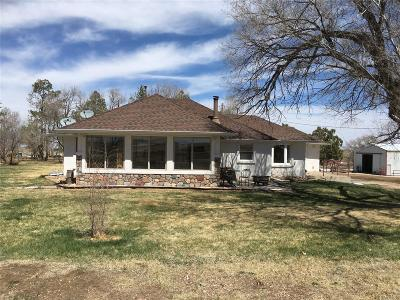 Simla CO Single Family Home Under Contract: $449,000