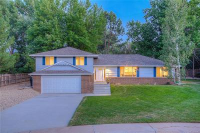 Denver Single Family Home Under Contract: 6400 East Harvard Avenue