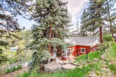 Conifer, Evergreen Single Family Home Active: 4892 South Cedar Road