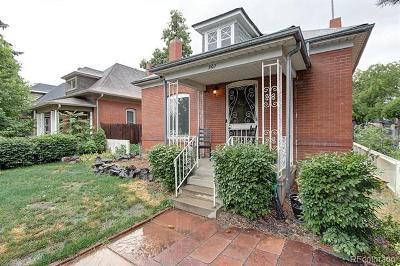 Single Family Home Active: 507 South Washington Street