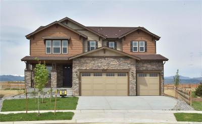 Longmont Single Family Home Active: 2263 Plateau Court