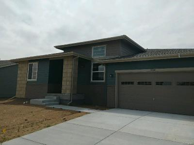 Lakewood Single Family Home Active: 7060 West Warren Avenue