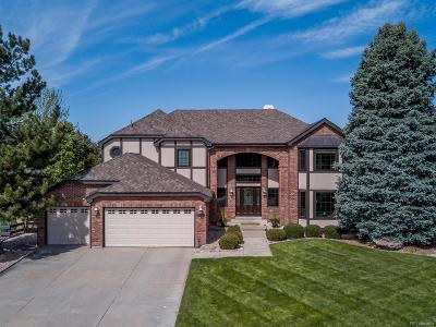 Highlands Ranch Single Family Home Under Contract: 1924 Terrace Drive