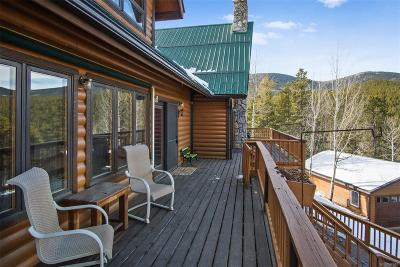 Conifer Single Family Home Under Contract: 8750 London Lane