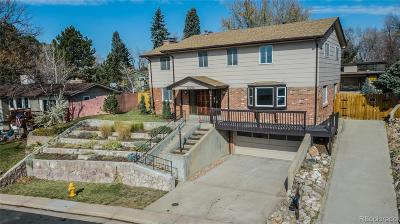 Aurora Single Family Home Under Contract: 10939 East Harvard Drive