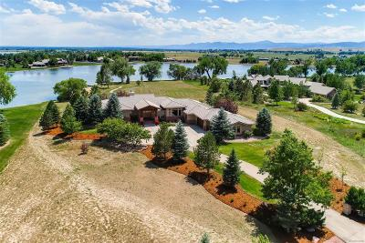 Longmont Single Family Home Under Contract: 9440 Crystal Lane