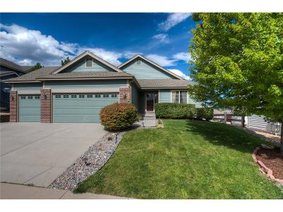 Castle Rock CO Single Family Home Active: $465,000
