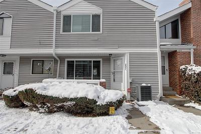 Aurora Condo/Townhouse Under Contract: 22 South Nome Street #C