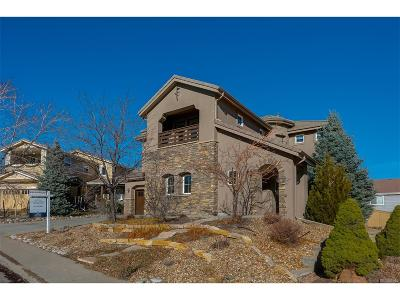 Highlands Ranch Single Family Home Under Contract: 10657 Briarglen Circle