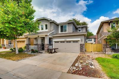 Littleton Single Family Home Active: 7885 West Layton Way