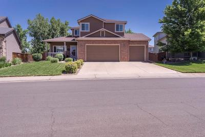 Westridge Single Family Home Under Contract: 2557 Baneberry Lane
