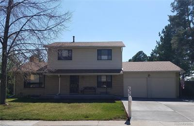 Arvada Single Family Home Under Contract: 6503 West 85th Avenue