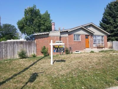 Northglenn Single Family Home Active: 10829 Murray Drive