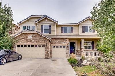 Centennial Single Family Home Active: 21233 East Whitaker Drive
