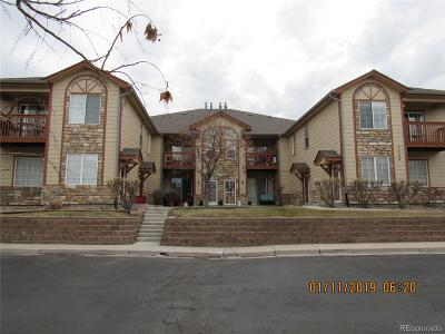 Thornton Condo/Townhouse Active: 3260 East 103rd Place #911