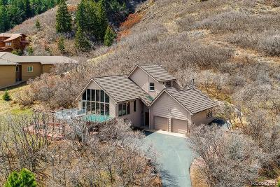 Littleton Single Family Home Under Contract: 11059 Roxborough Drive