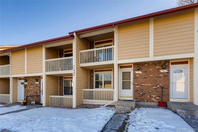 Northglenn Condo/Townhouse Under Contract: 11604 Community Center Drive #9