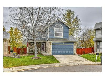 Northglenn Single Family Home Under Contract: 3406 East 106th Court