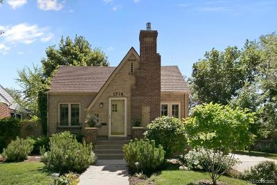 Denver CO Single Family Home Active: $735,000
