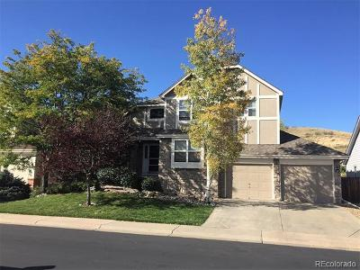 Lakewood Single Family Home Active: 14252 West Evans Circle