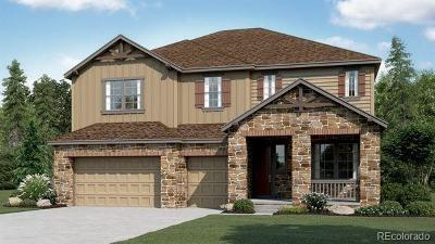 Parker Single Family Home Active: 11689 Jacobsen Street