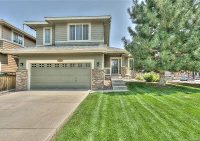 Castle Rock Single Family Home Under Contract: 2956 Iron Springs Place