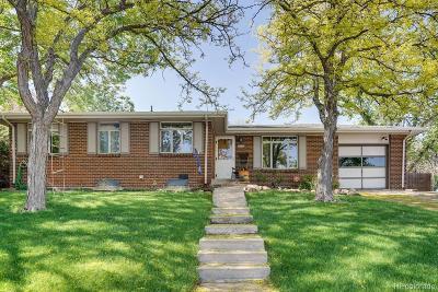 Single Family Home Active: 6950 West Archer Place