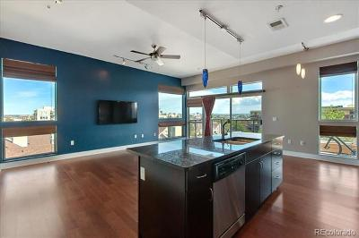 Highland Condo/Townhouse Active: 2460 West 29th Avenue #306
