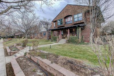 Single Family Home Under Contract: 1916 Fairfax Street