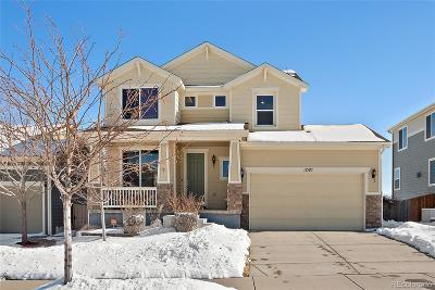 Parker Single Family Home Under Contract: 11570 Yellow Daisy Drive