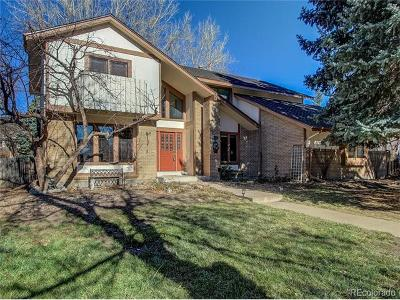 Aurora Single Family Home Active: 15761 East Bellewood Place