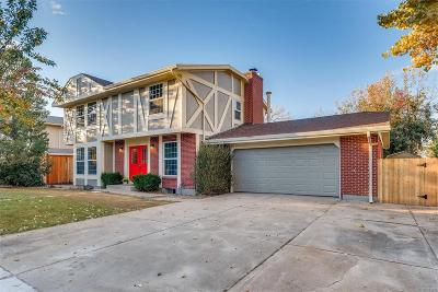 Littleton CO Single Family Home Active: $574,900
